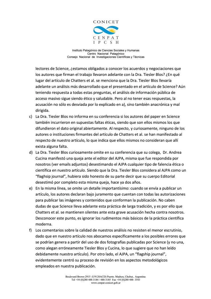 Carta Abierta a Socios AMAB2